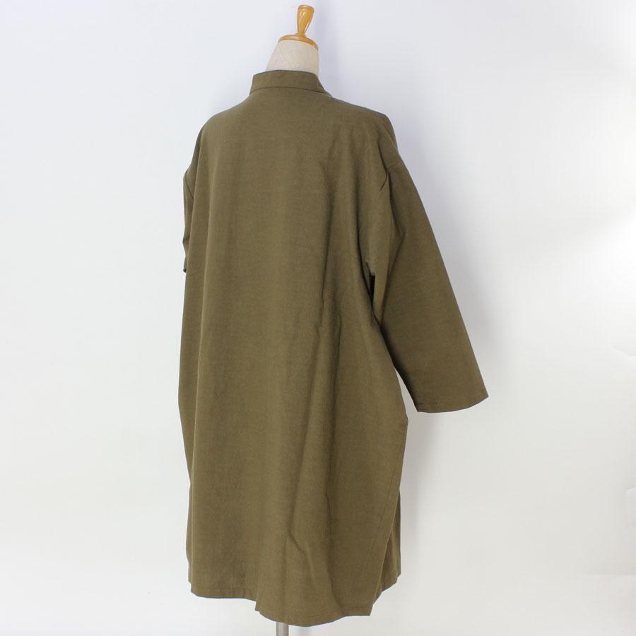 手づくり絣衣 和木綿 コート