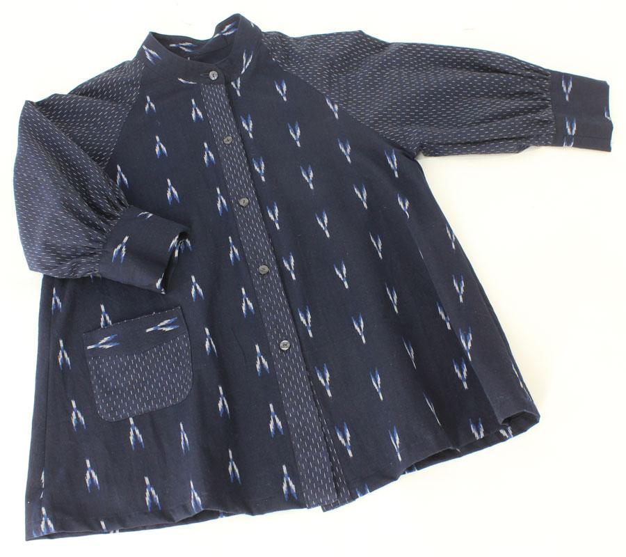スミヒコ謹製 越後亀田縞 ジャケット