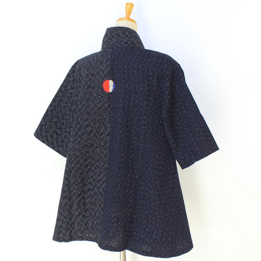 手づくり絣衣 かすり木綿 ジャケット
