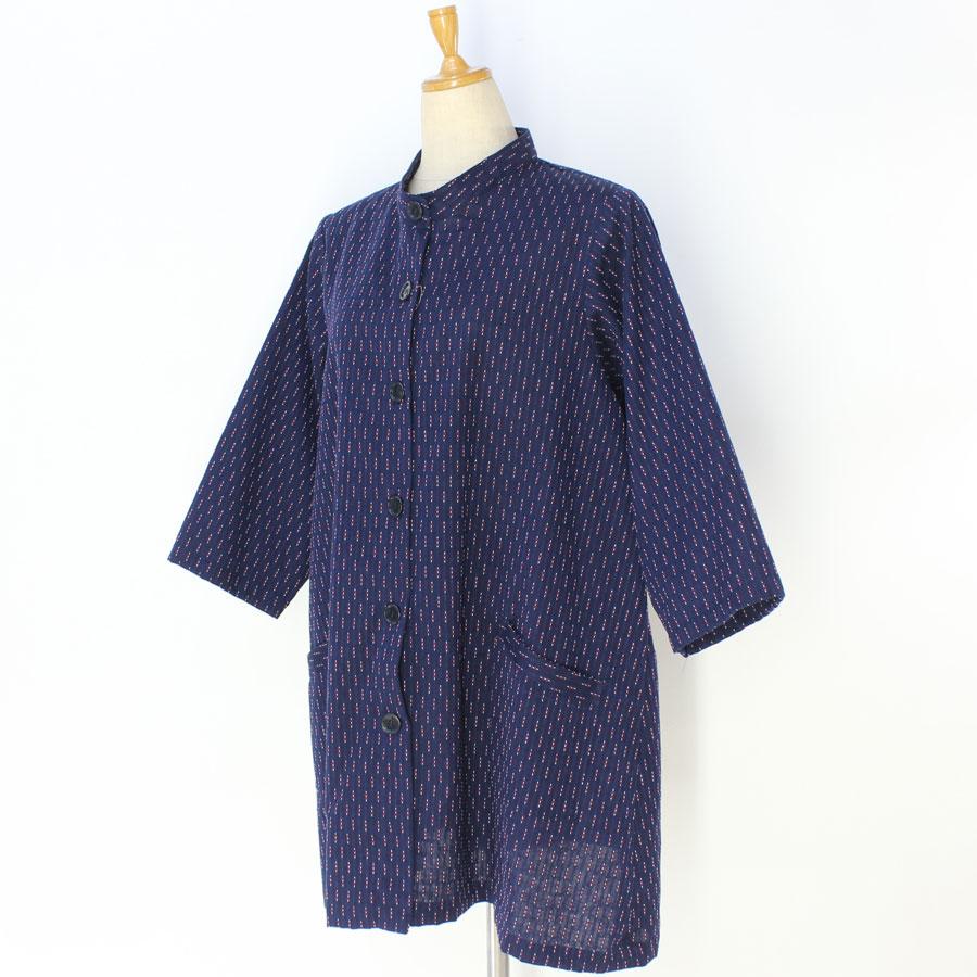 スミヒコ 久留米織り木綿 ジャケット