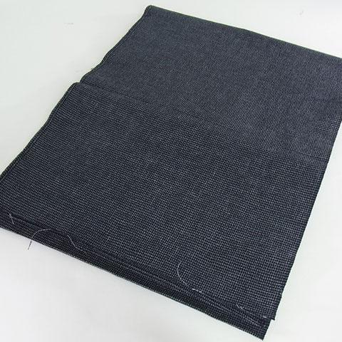 久留米絣 格子文人絣 着尺 綿布地 和服地 洋服地 MT60060 スミヒコ商店|和の洋服・絣のリメイク品・和小物・和のインテリア・着物。きもの仕立ても承ります。|商品詳細
