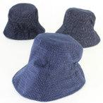 久留米絣 帽子