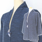 彩藍 久留米綿ジャケット
