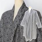 彦太 正絹大島紬はおりジャケット