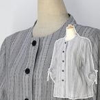 久留米からみ織り木綿 ジャケット