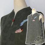 絣衣 和木綿プルオーバー