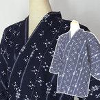 久留米絣 リバーシブル上衣