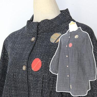 絣衣 和木綿 ジャケット