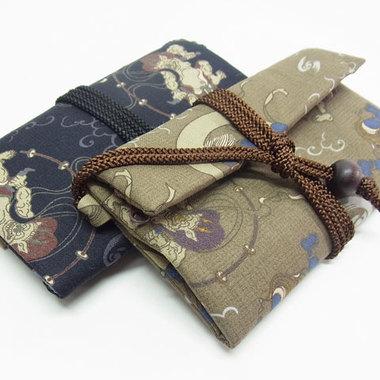 昔ながらの道中財布
